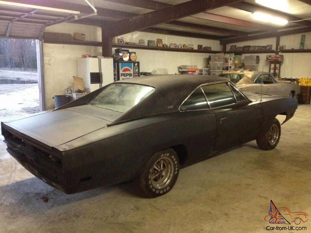 1969 Dodge Charger RT SE All Numbers Matching 440/727 Auto RUST FREE