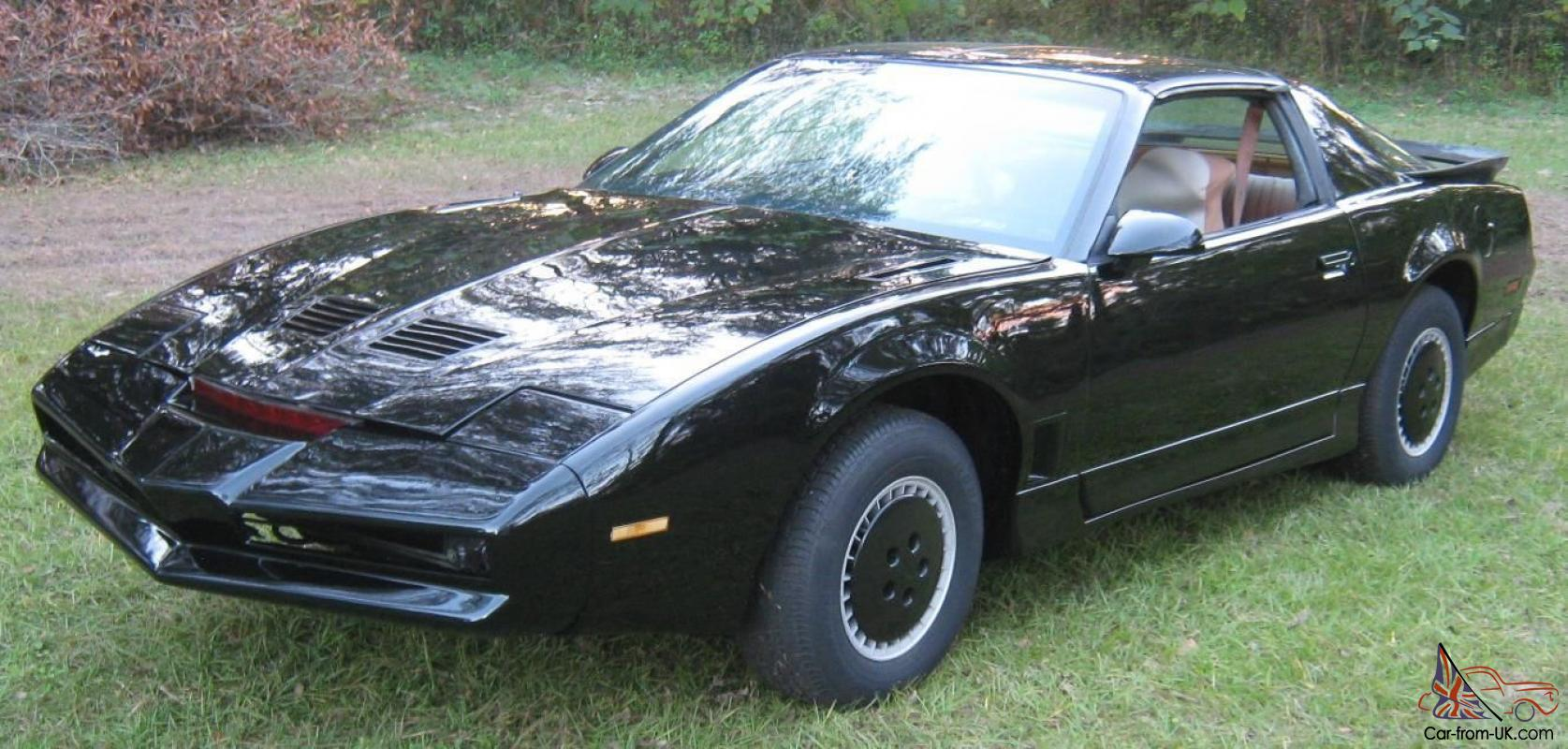 1986 pontiac firebird trans am kitt karr knight rider. Black Bedroom Furniture Sets. Home Design Ideas
