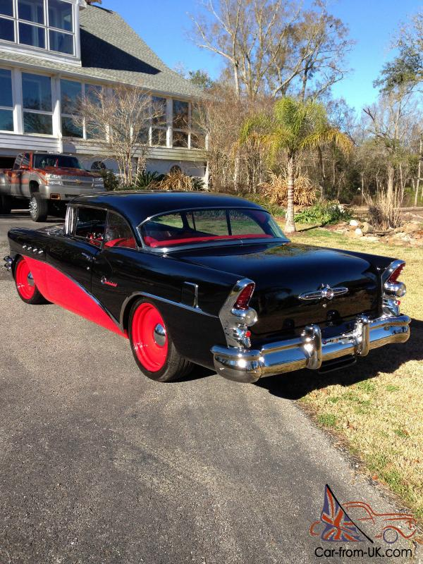 1955 Buick Century Hot Rod Tri Five
