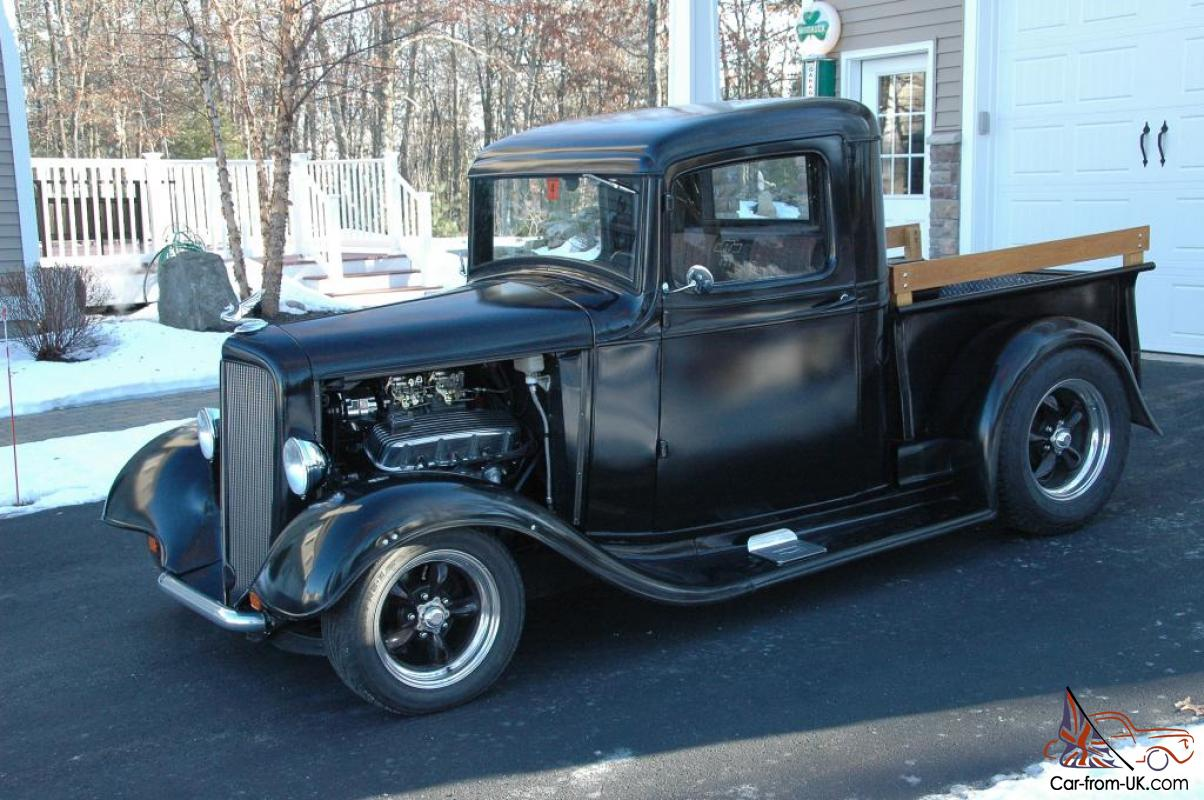 1934 chevrolet street rod pickup  classic cruise rat drag