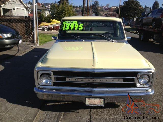1969 Chevy Truck For Sale >> 1969 Chevy C10 Hot Rod Truck