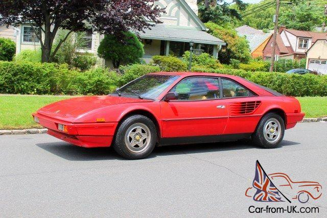 1985 ferrari mondial quatrrovalvole very nice. Black Bedroom Furniture Sets. Home Design Ideas