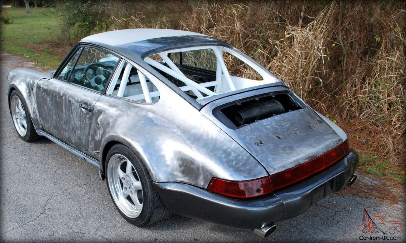 1982 Porsche 911SC ROW Race Car Project 911 964 965 Euro Grey Market