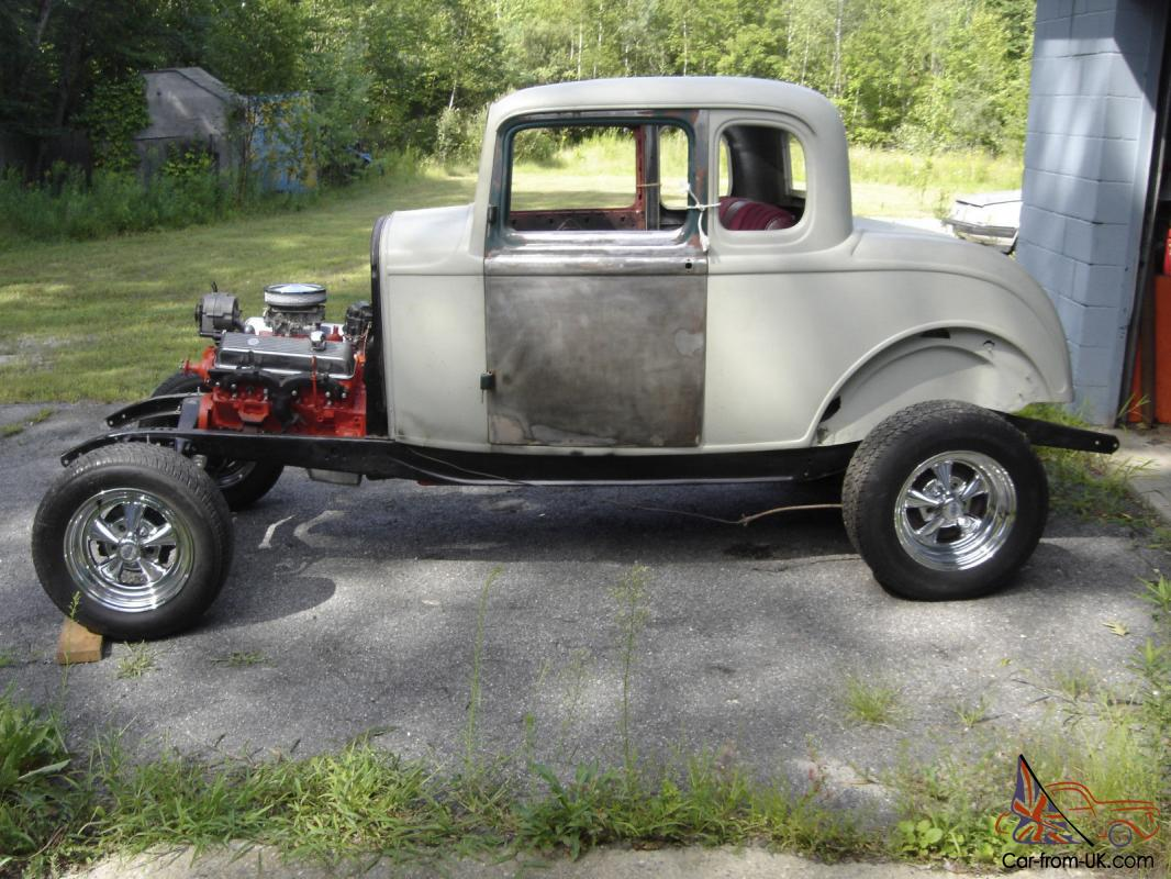 1932 ford 5 window for 1932 ford five window coupe project for sale