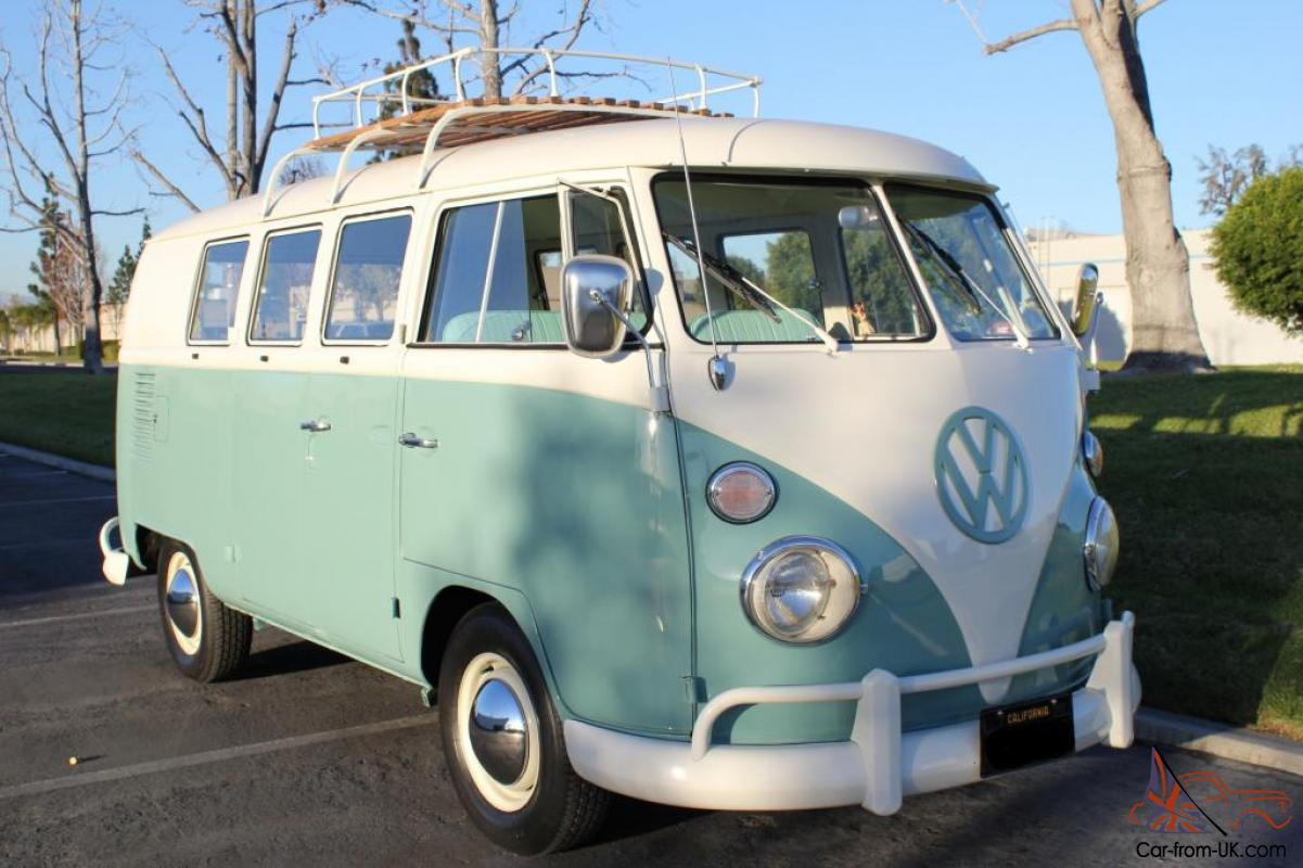 1964 VW Bus in Mint Condition