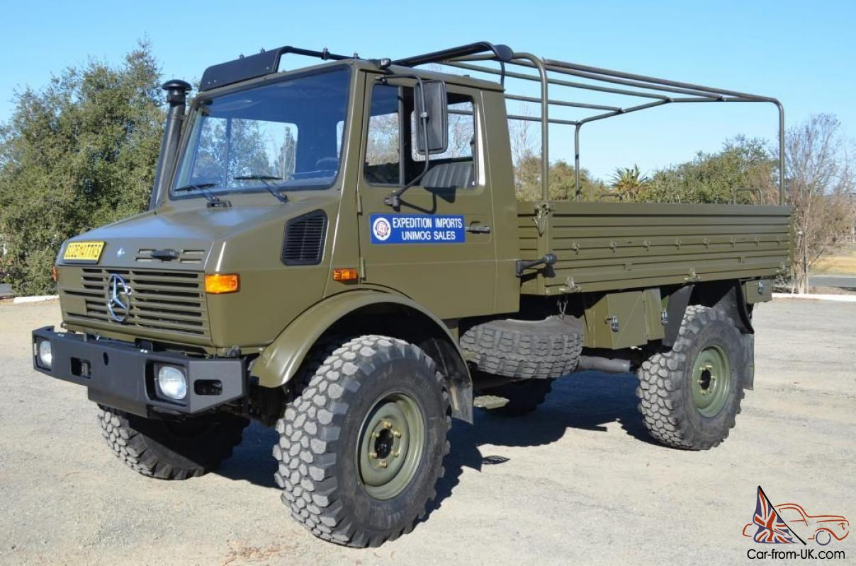 Unimog For Sale >> Unimog U1300l Troop Carrier Turbo Fast Axles Turn Key 4x4 With