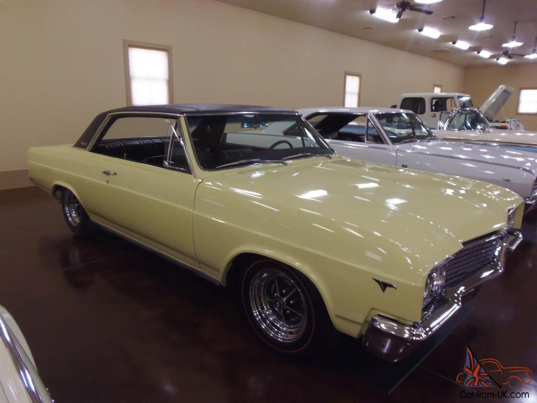 Quot Look Quot At This 1965 Buick Skylark Gs