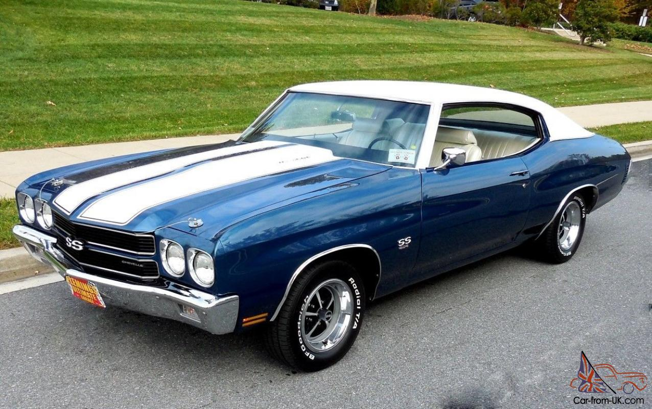 1970 454 Ss Chevelle Ac Build Sheet Highly Optioned