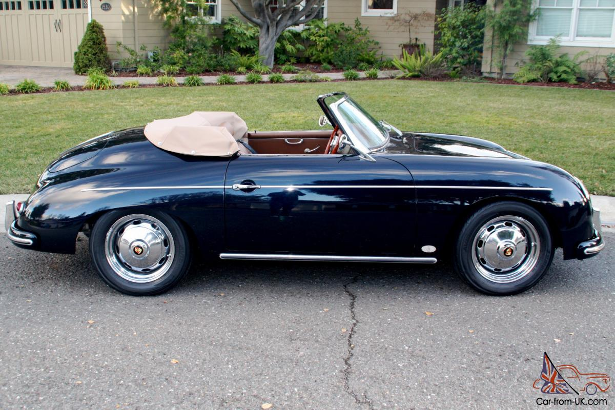 1959 Porsche 356 Intermeccanica Reproduction