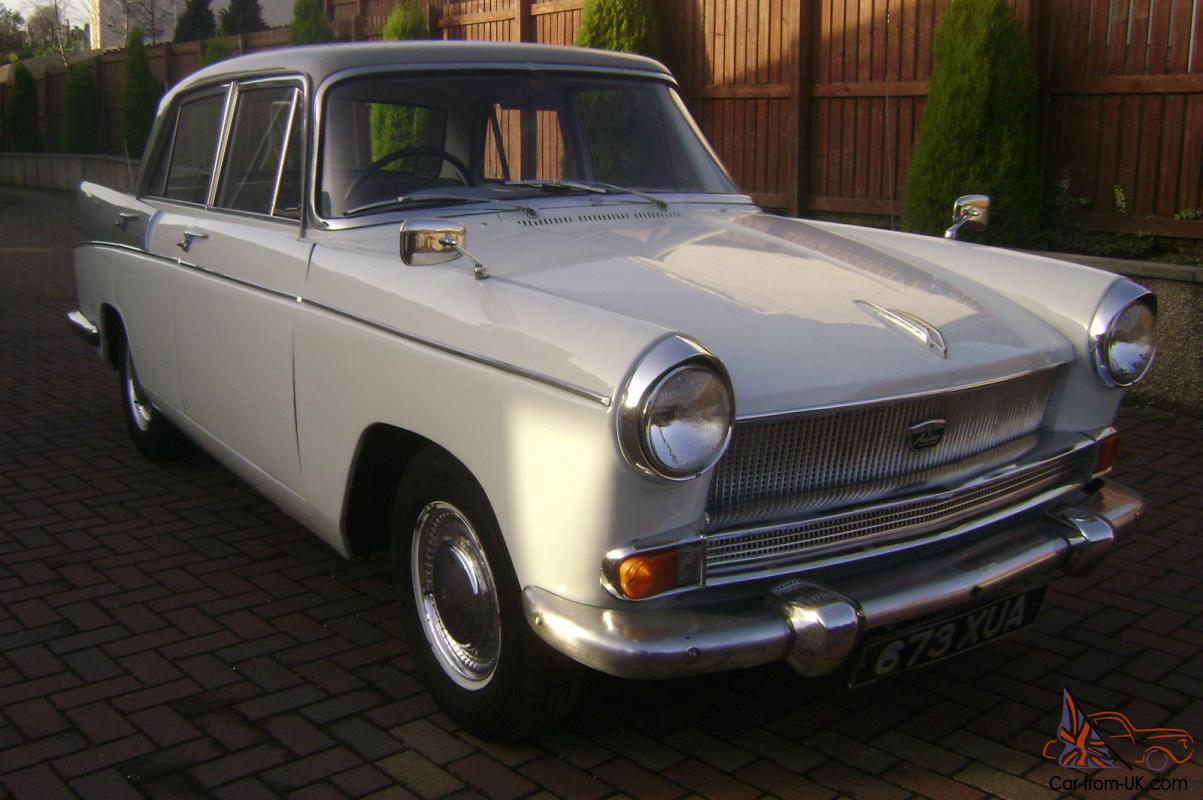 Austin Cambridge 1959