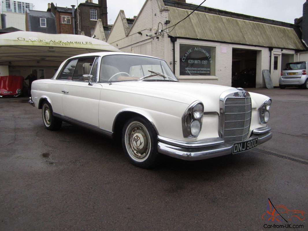 1965 mercedes 220se coupe for 1965 mercedes benz 220se for sale