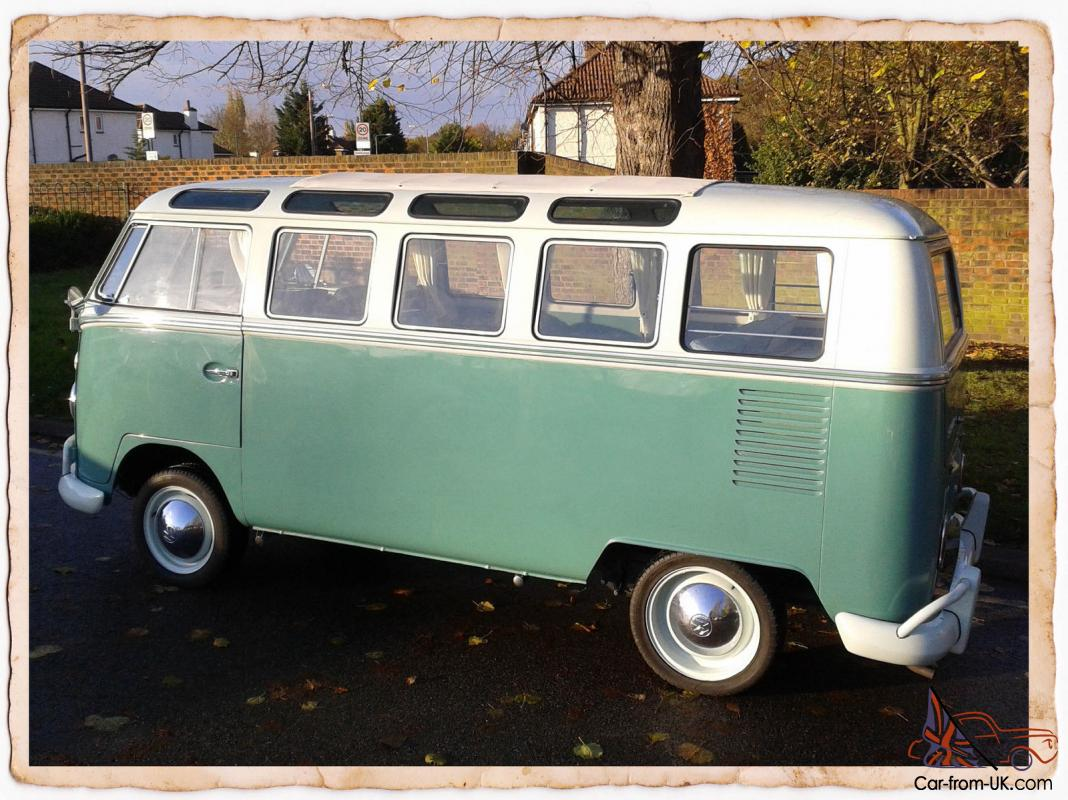 volkswagen type 2 - photo #28