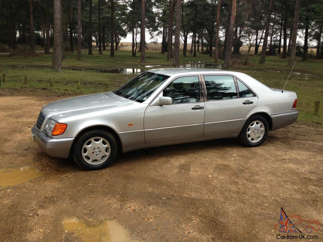 Mercedes 600 sel 6 0 v12 auto rare gorgeous luxury 1992 for Mercedes benz s600 v12