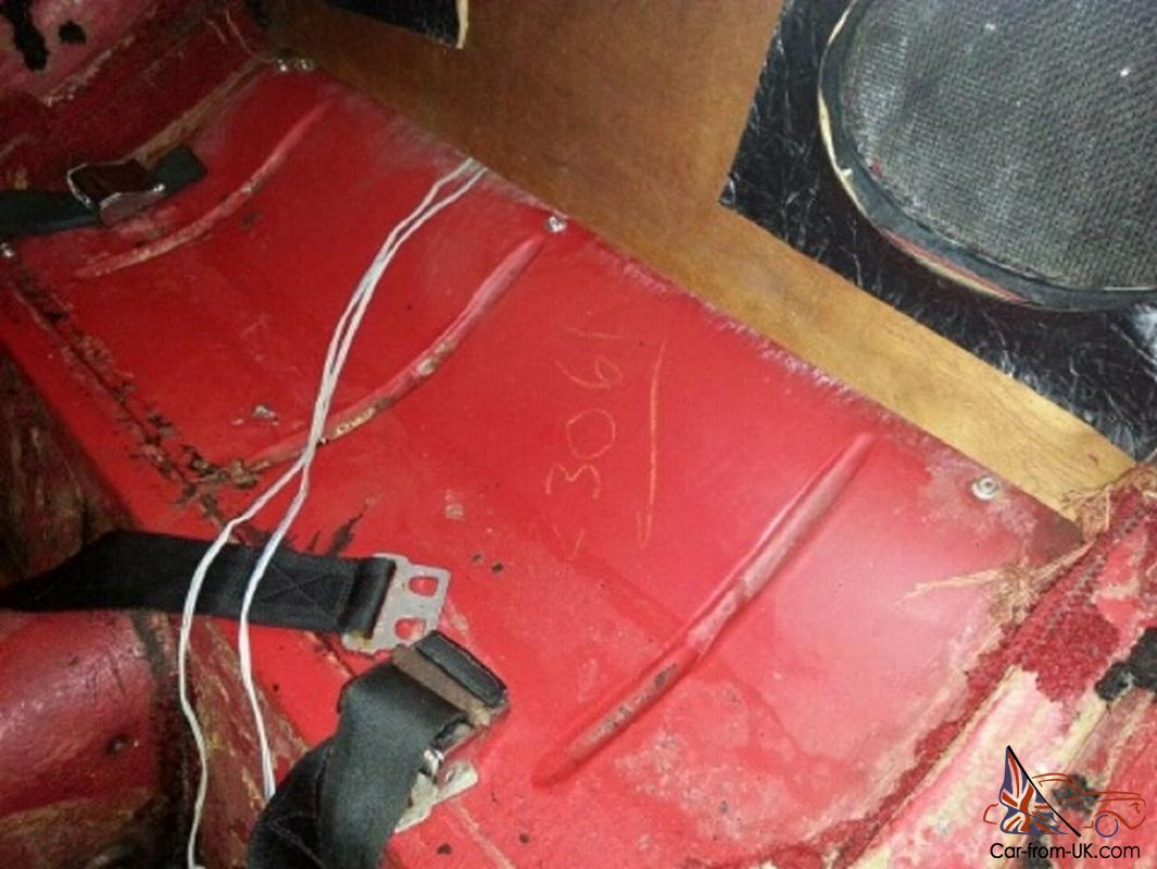 1963 Late Mg Midget Gan2 Series 15 For Sale Electrical Wiring