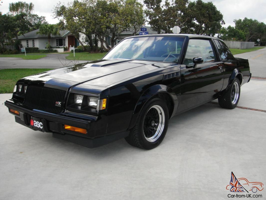 1987 buick gnx 407. Black Bedroom Furniture Sets. Home Design Ideas