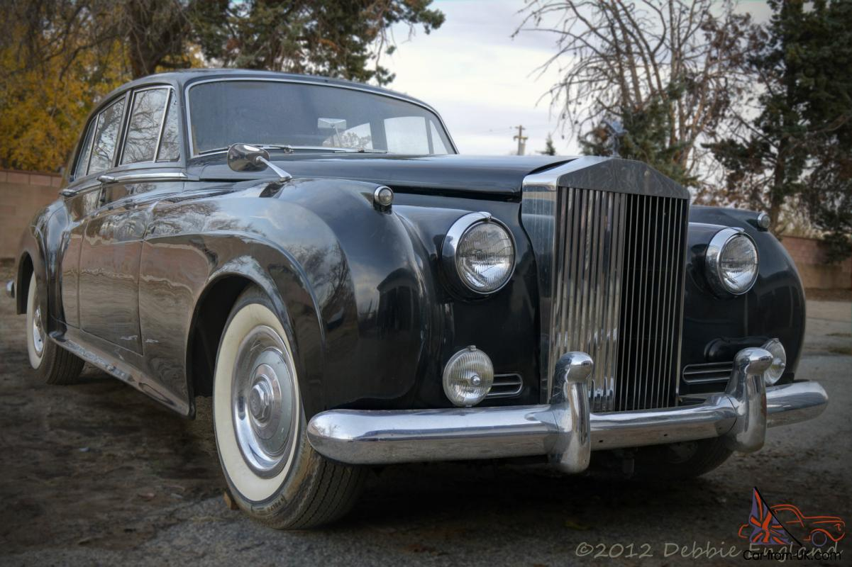 1957 rolls royce silvercloud bentley conversion. Black Bedroom Furniture Sets. Home Design Ideas