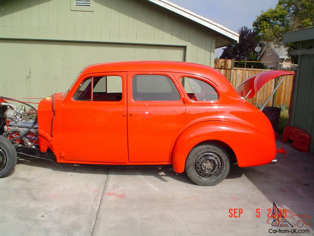 1940 chevrolet 4 door for 1940 door