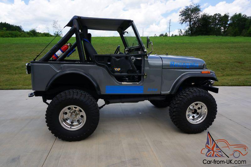 1978 Jeep CJ5 Renegade 304 Awesome