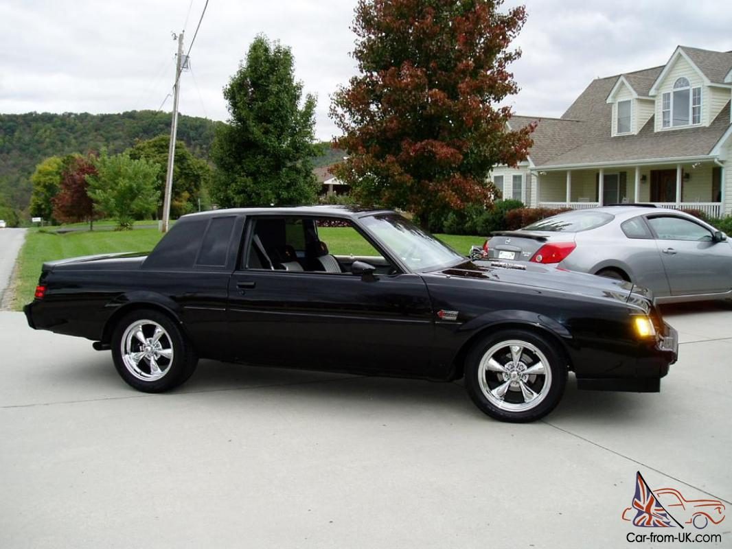 1986 buick grand national now this is 1 awesome car ready to go. Cars Review. Best American Auto & Cars Review