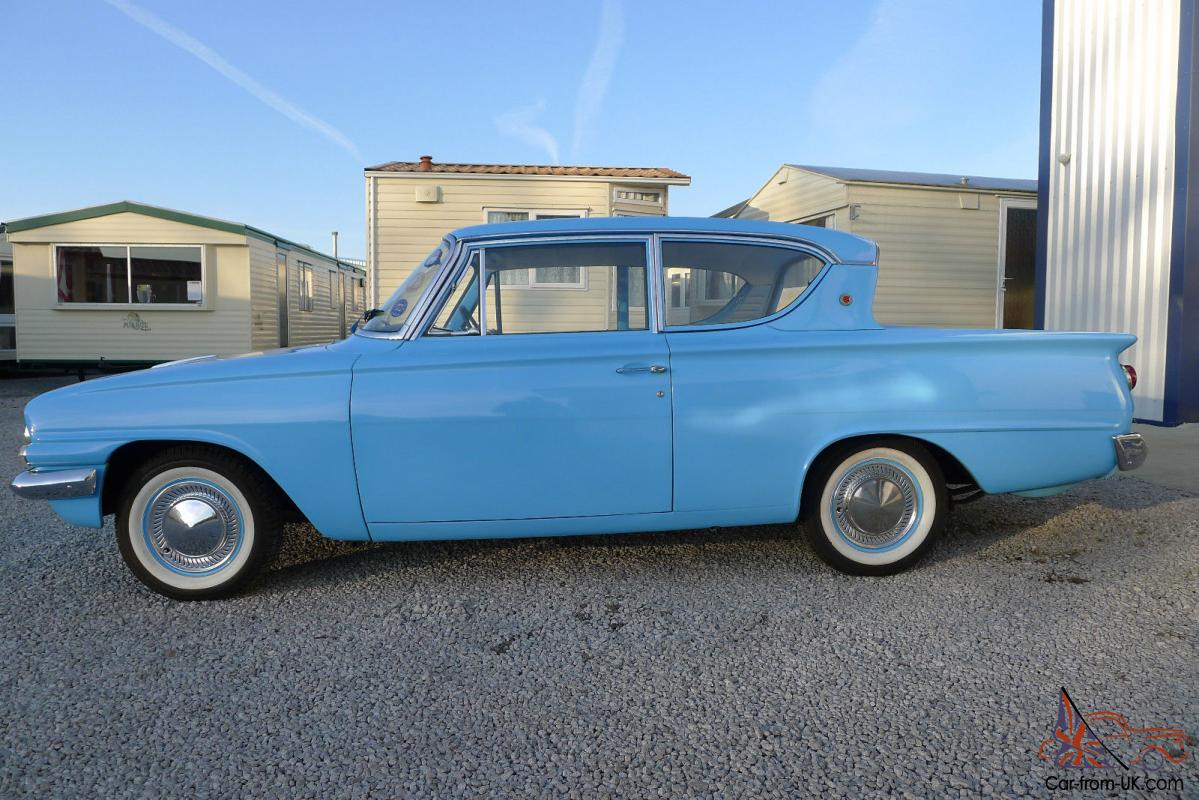 ford consul 315 classic 1962 2 door very rare full re spray 2012. Black Bedroom Furniture Sets. Home Design Ideas