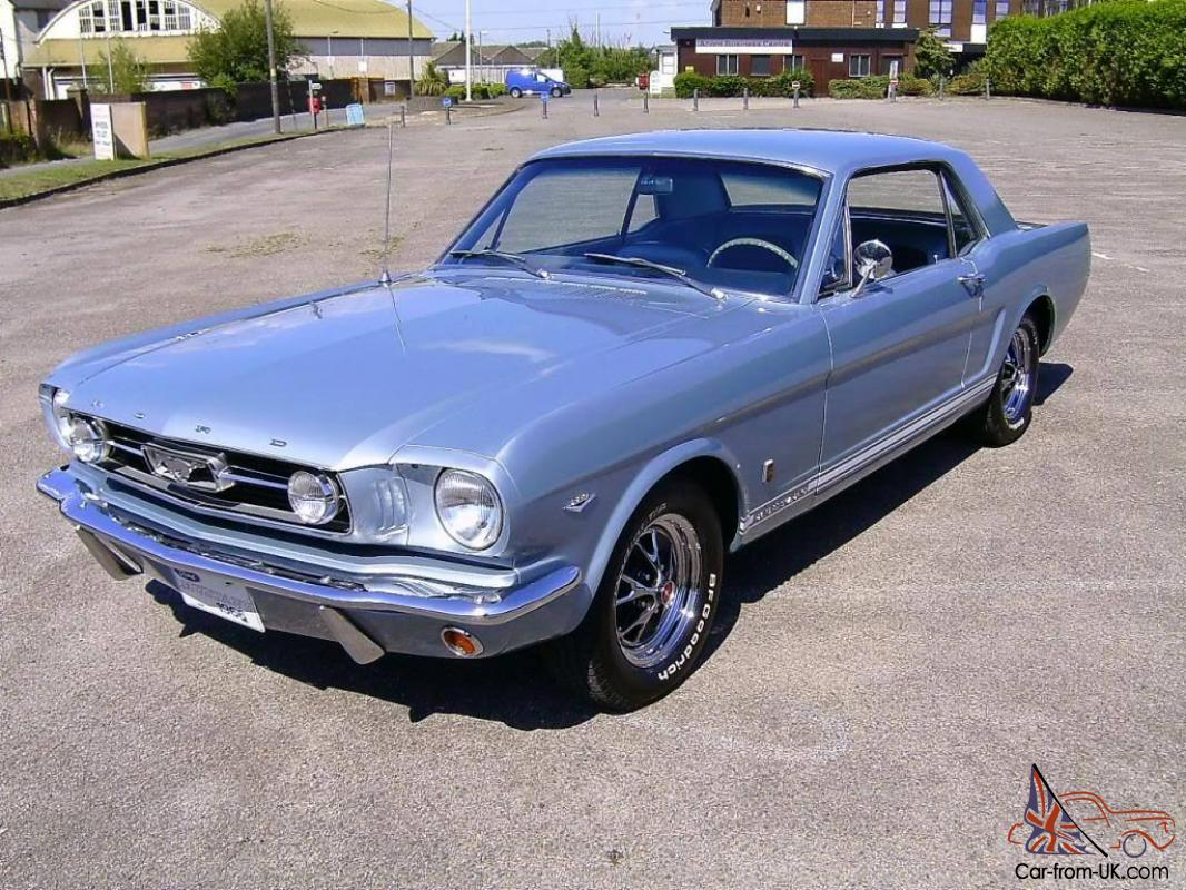 Original 1966 ford mustang gt coupe 39600 miles