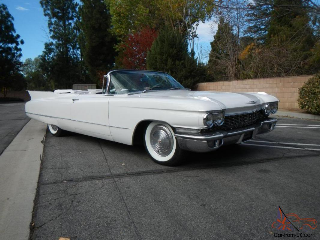 1960 cadillac convertible. Black Bedroom Furniture Sets. Home Design Ideas