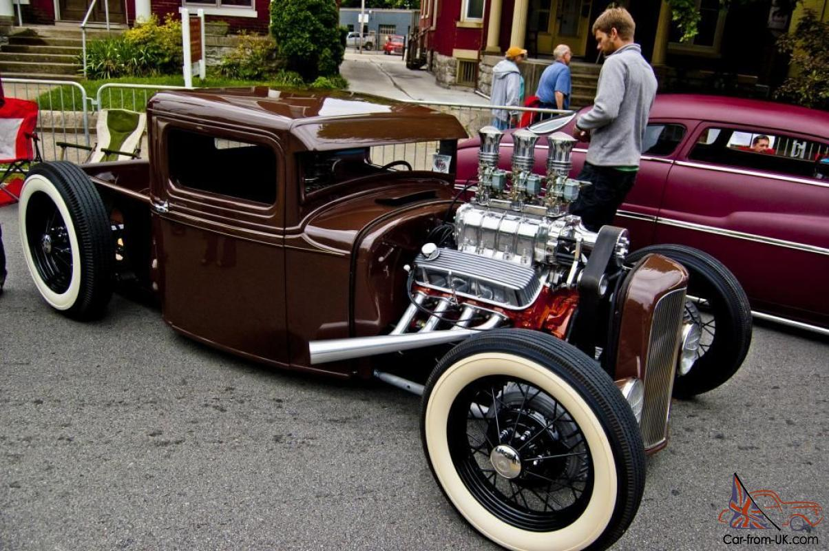Ford HOT ROD Street Rod Pickup