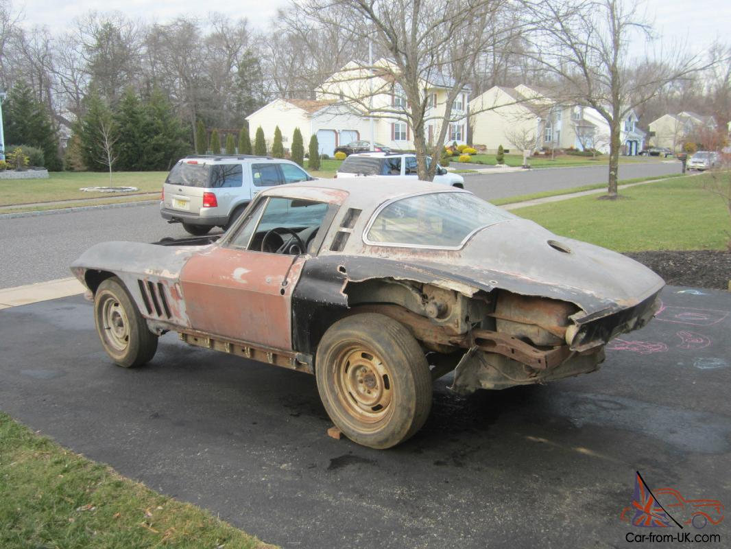 corvette project Photo: corvette for sale title used corvette for sale, new corvette description: price: entry date: 1967 427 4-speed corvette its all origional, i have the build sheet to.