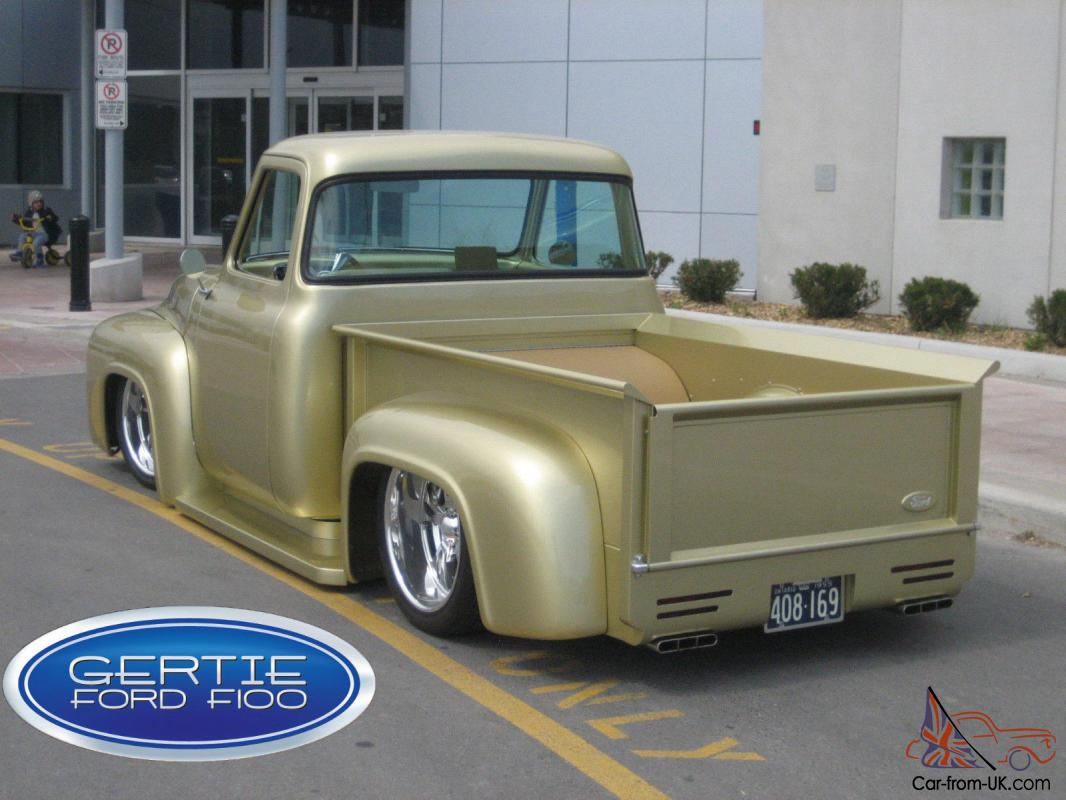 1955 Ford F100 Show Truck Lowering Kit