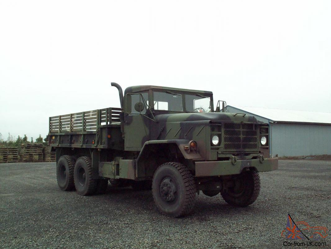 1983 m923 am general 6x6 military cargo truck. Black Bedroom Furniture Sets. Home Design Ideas