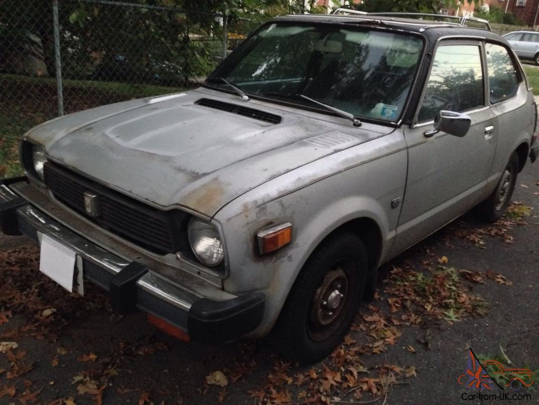 1978 honda civic 1200 hondamatic hatchback 3 door 1 2l for 1978 honda civic