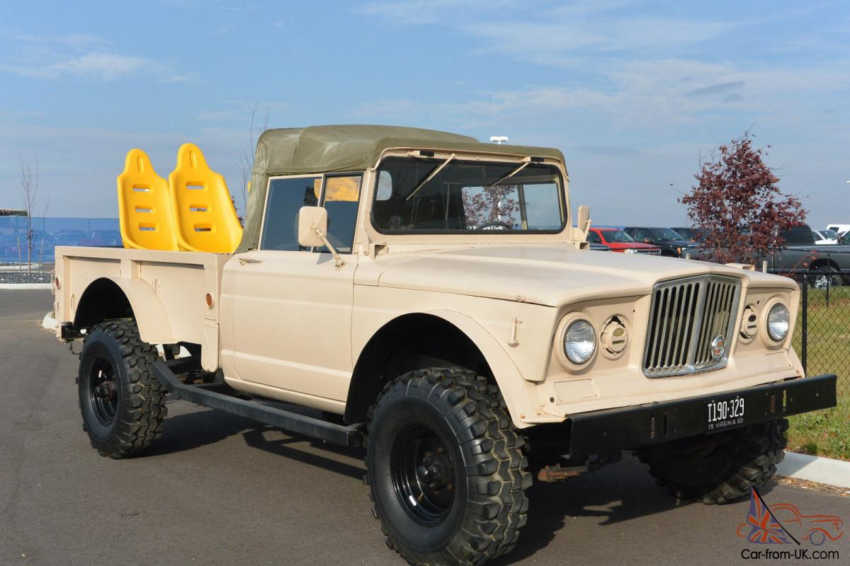 Hotchkiss M201 Jeep For Sale >> Military Kaiser Jeep For Sale   Autos Post