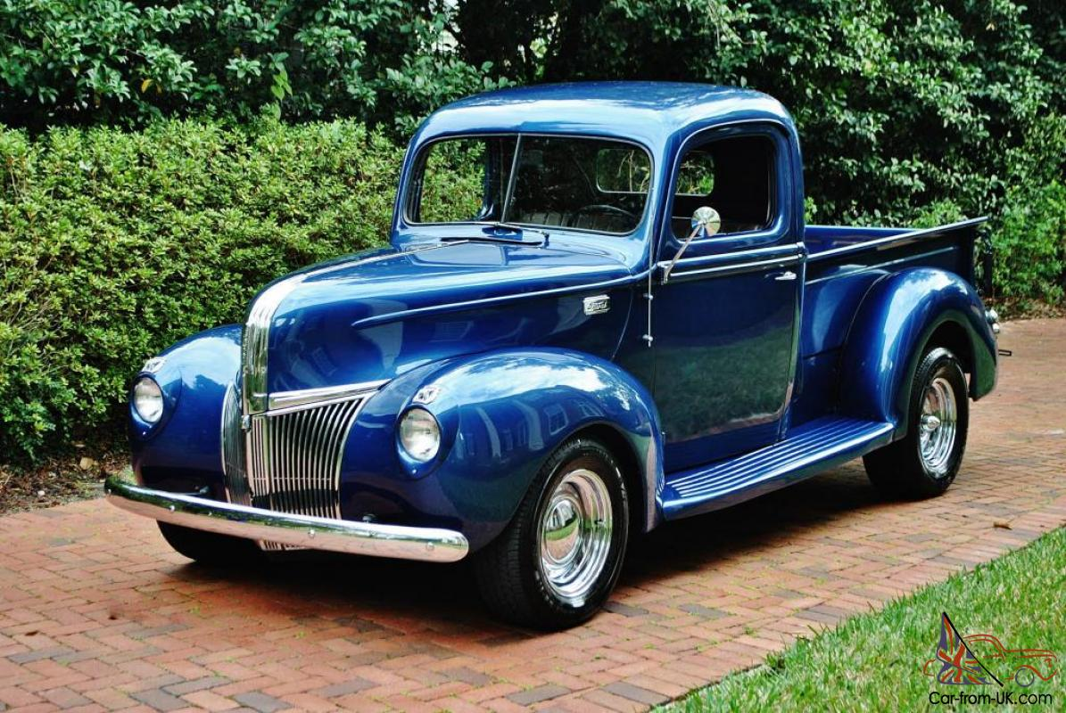 extraordinary 1941 ford pick up outstading fully restored very rare priced right. Black Bedroom Furniture Sets. Home Design Ideas