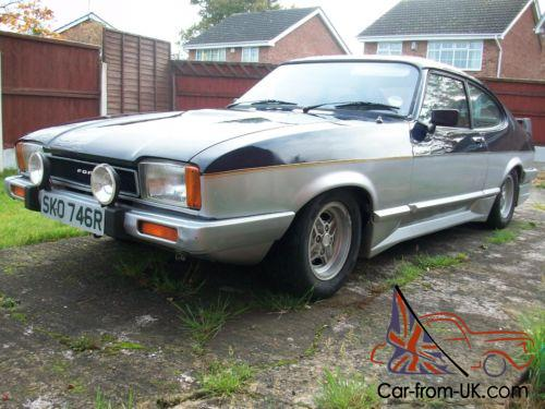 ford capri 2 0 s mk2 as used in gorgon citys ready for your love check the link. Black Bedroom Furniture Sets. Home Design Ideas