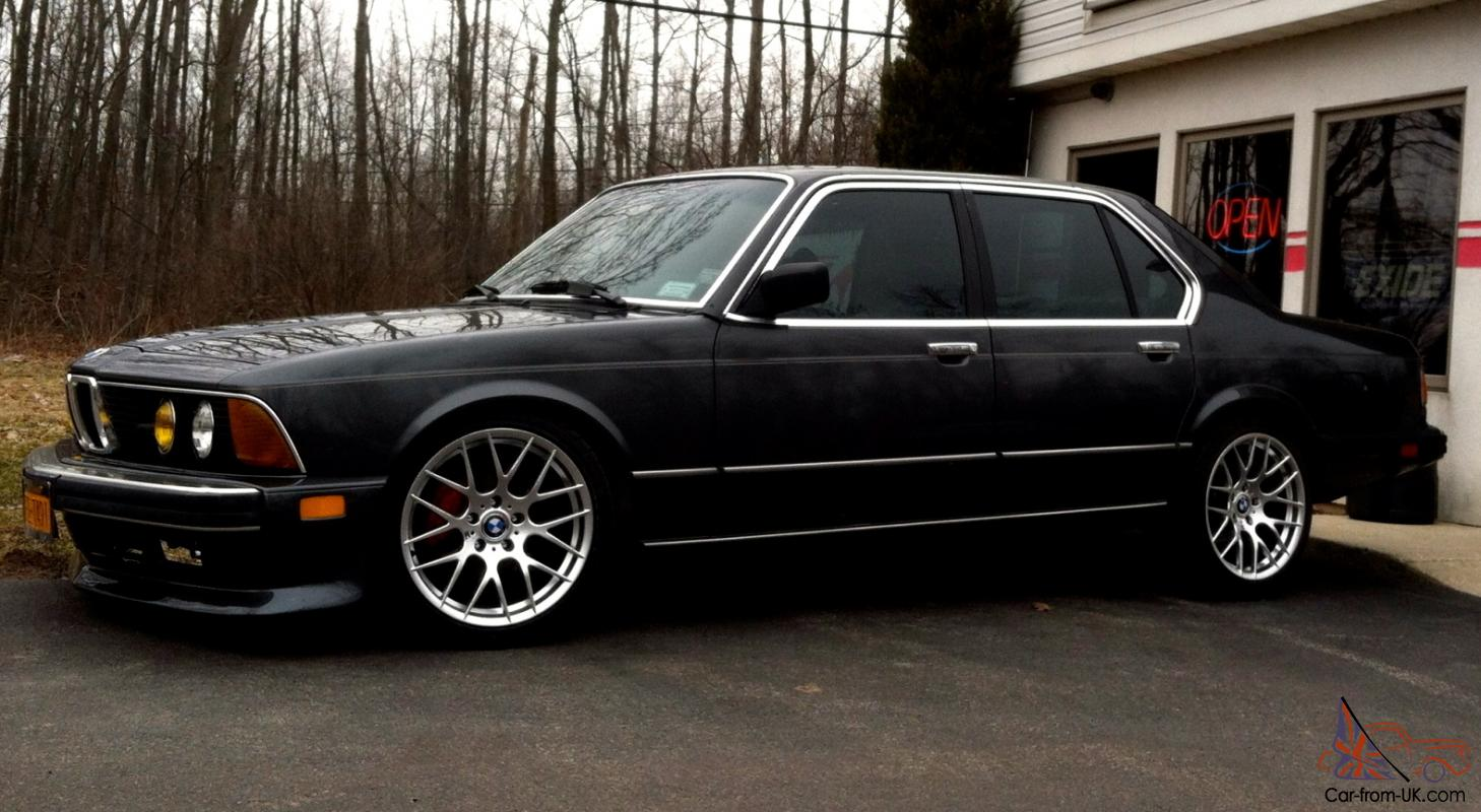 Bmw Of Dallas >> RARE FIND 1983 733i BMW 78K MILES GREAT CONDITION!!