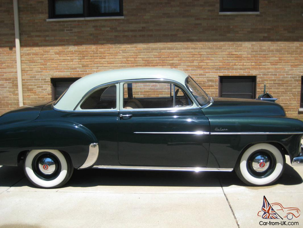 1949 chevrolet 2 door coupe deluxe