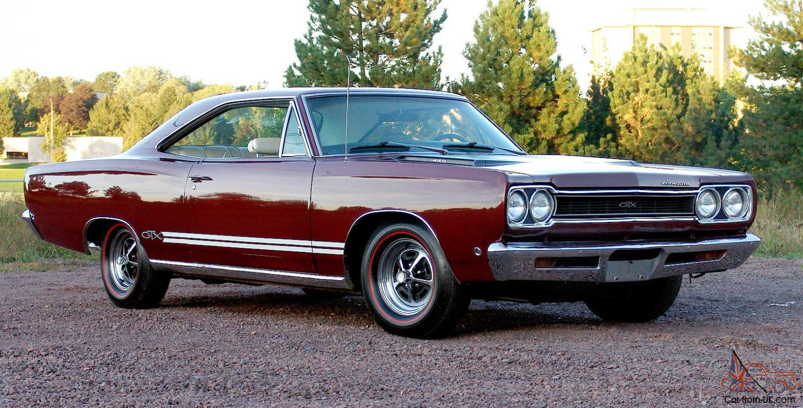 1968 Plymouth Gtx 440 Wiring Diagram Trusted Diagrams 4 Spd Dana 60 Numbers Matching Wicked Custom