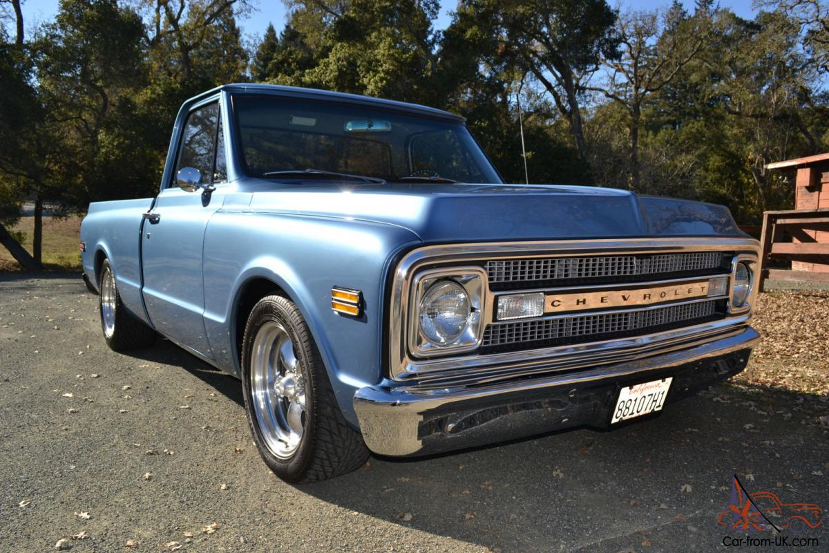 1969 chevy c10 short bed for sale autos post. Black Bedroom Furniture Sets. Home Design Ideas