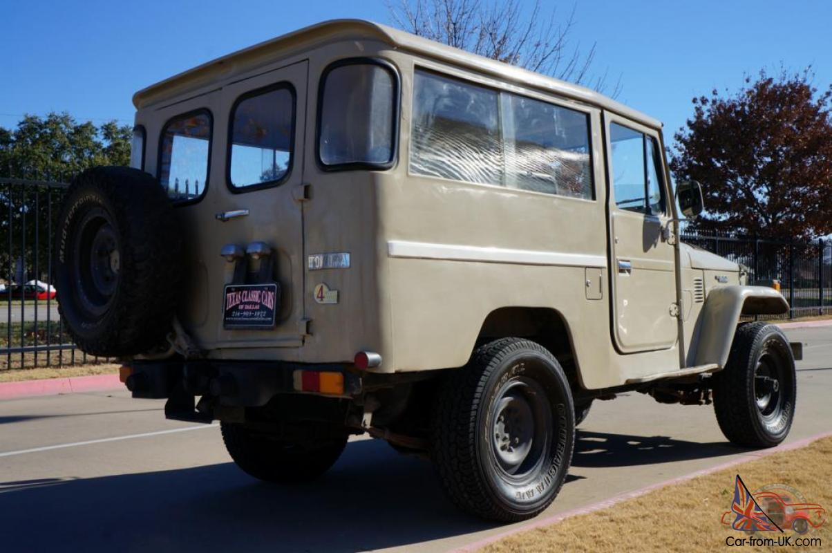 Toyota land cruiser fj40 for sale queensland