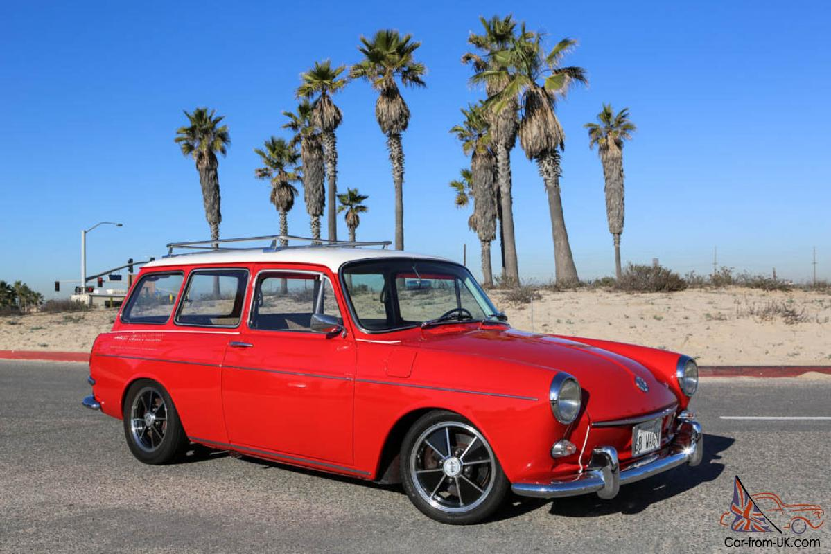 1968 Vw Squareback Type 3