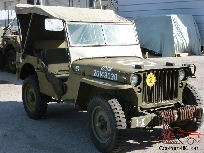 ww ii    ww 2    1  4 ton    1942 ford gpw    military jeep