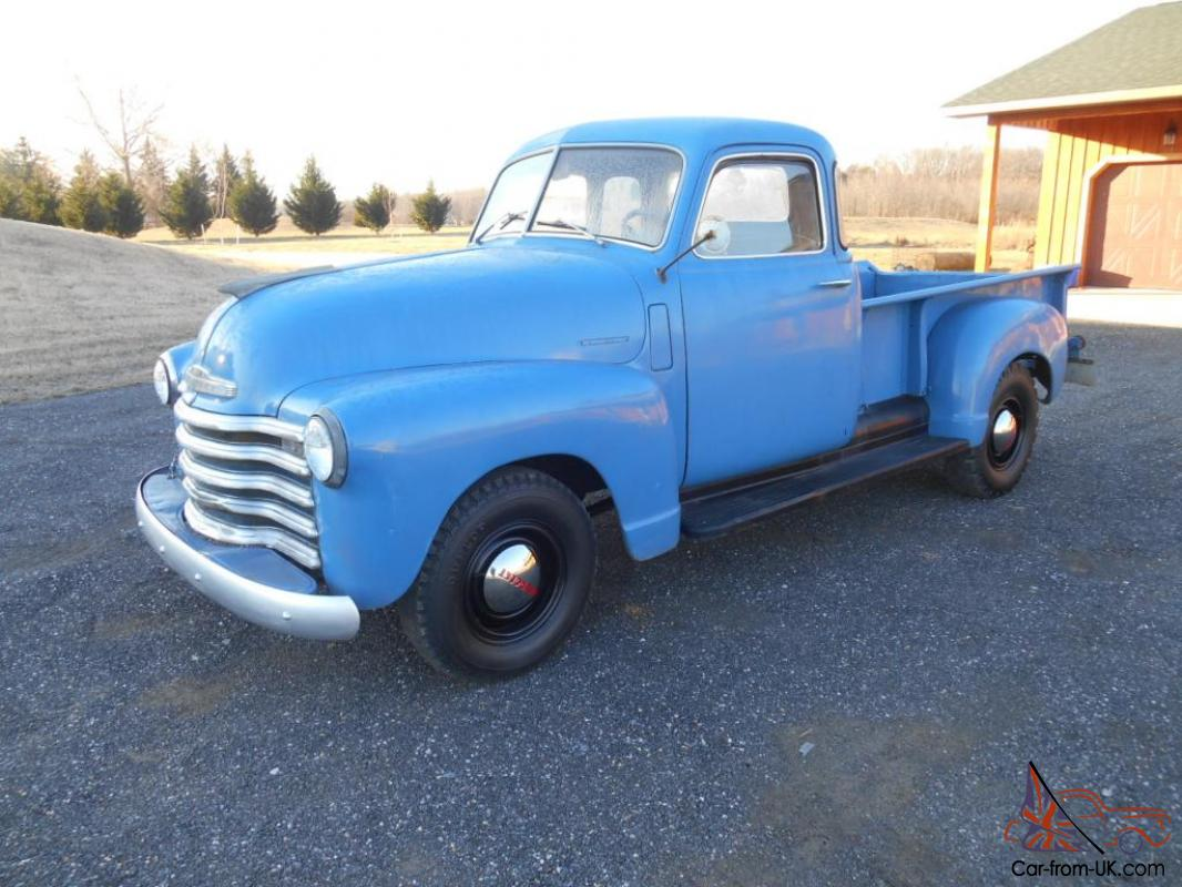 1948 chevrolet 5 window pick up truck 3100 very original for 1948 5 window chevy truck sale