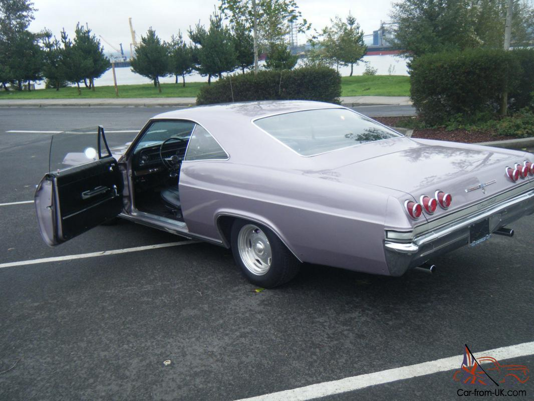 Impala » 65 Chevy Ss Impala - Old Chevy Photos Collection, All ...