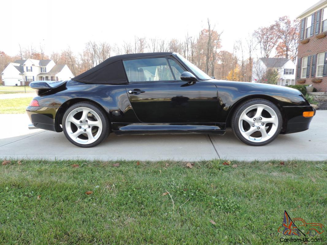 porsche 993 turbo look cabriolet conversion. Black Bedroom Furniture Sets. Home Design Ideas