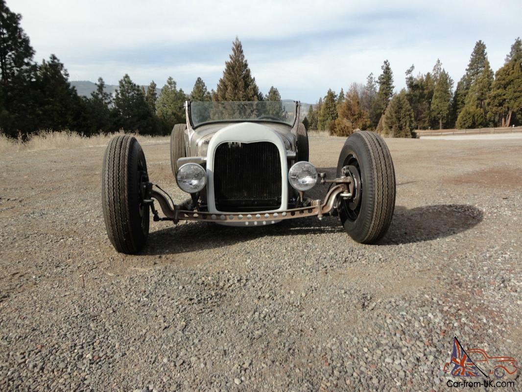 model t roadster pickup hot rod/ rat rod