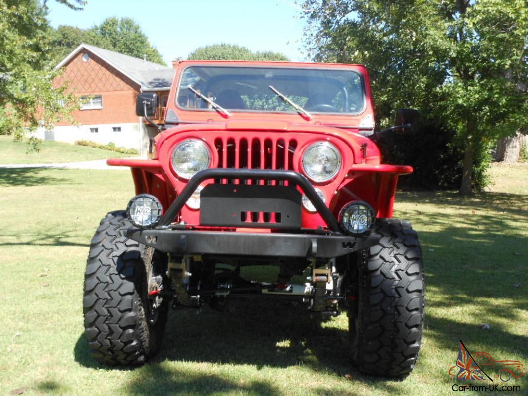 1978 cj5 cj 5 lifted custom bumpers frame off restored no jeep cj5 gauge wiring 79 jeep cj5 speedometer wiring