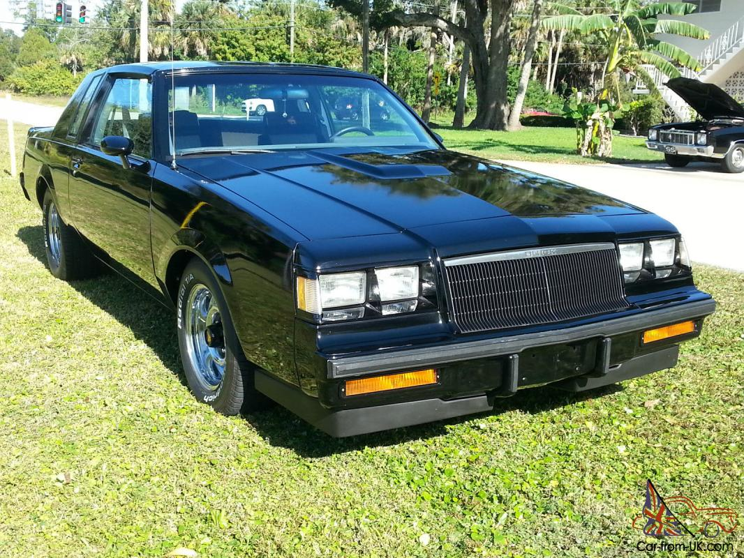 1986 buick grand national coupe t top. Cars Review. Best American Auto & Cars Review