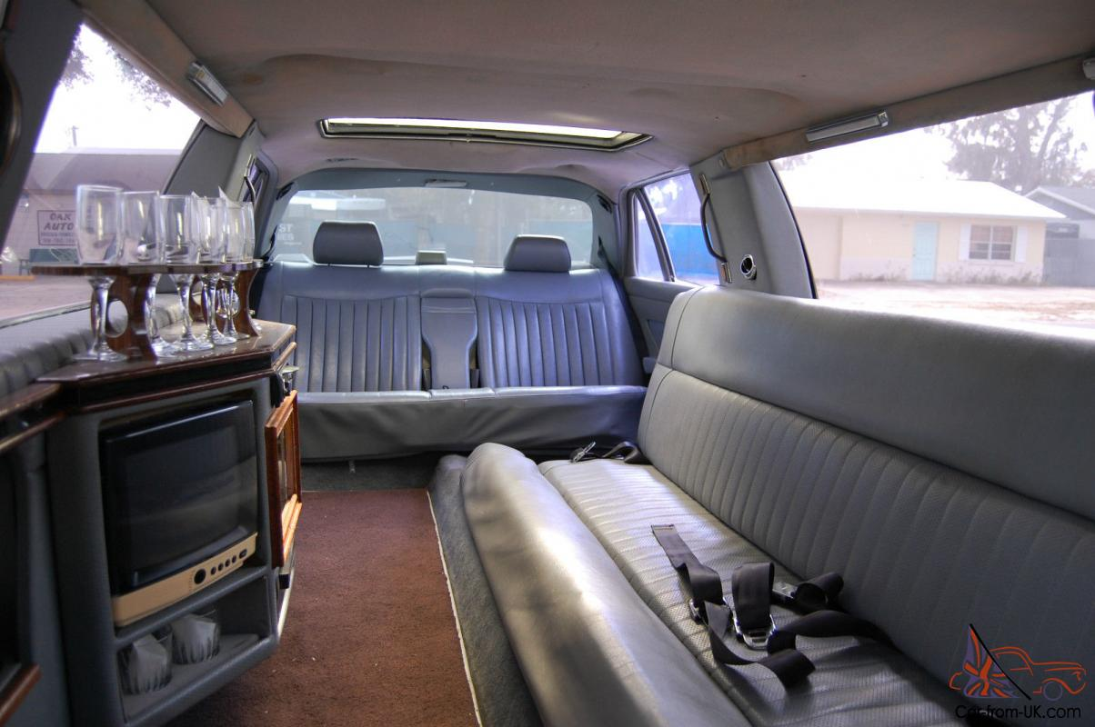 1988 Mercedes Benz 420sel Limo Limousine 560sel W126