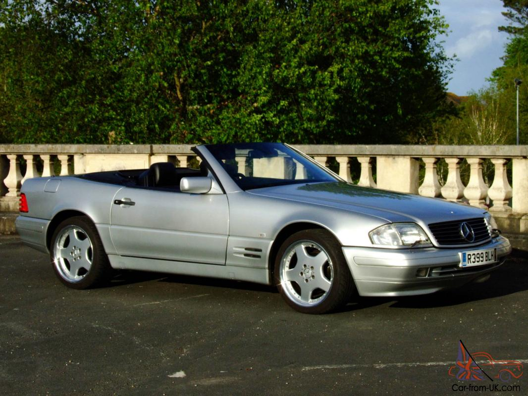 mercedes benz sl 320 convertible. Black Bedroom Furniture Sets. Home Design Ideas