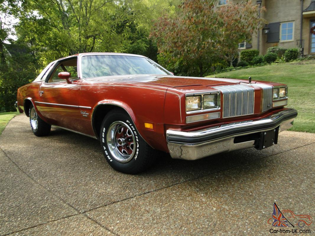 All original 1977 cutlass supreme brougham only 11 560 for 1977 cutlass salon for sale